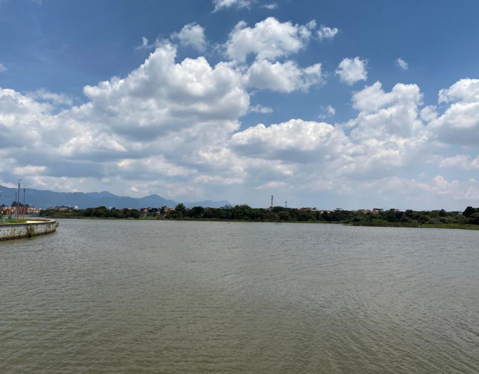 Humedal Santa Maía del Lago. Foto: Comunicaciones Secretaría de Ambiente