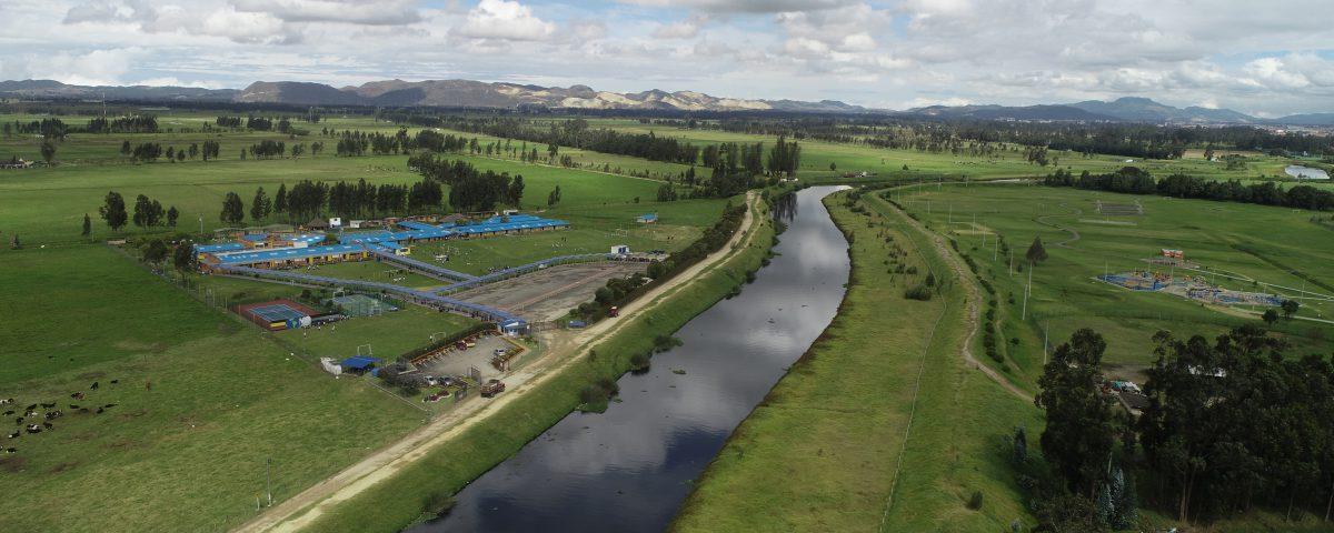 Río Bogotá. Foto: Secretaría de Ambiente