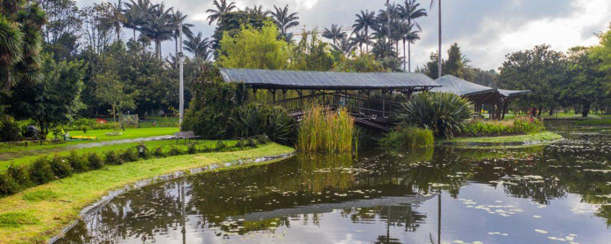 El Jardín Botánico es uno de los pulmones de Bogotá y cuenta con una gran variedad de especies de flora y fauna.