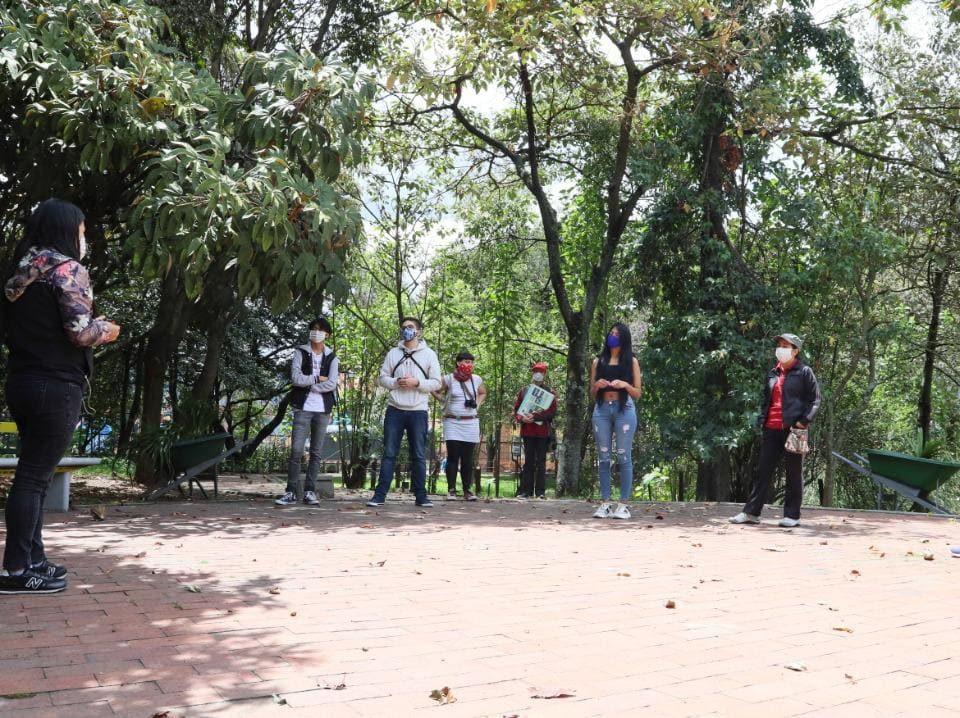 Los tres humedales habilitados para los recorridos son: La Vaca, La Conejera y Santa María del Lago. Foto: Secretaría de Ambiente.