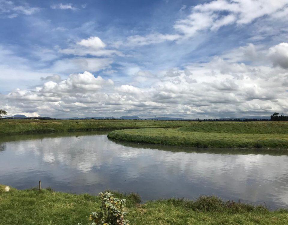 Por medio de nuevos hábitos, la ciudadanía puede contribuir a recuperar y proteger el río Bogotá. Foto: Comunicaciones Secretaría de Ambiente.