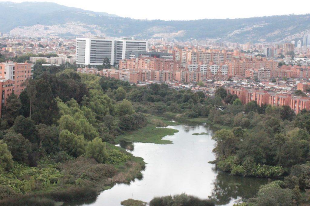 El humedal Córdoba es uno de los escenarios ambientales que estará disponible desde este 10 de noviembre para todos los ciudadanos. Está localizado en Suba.