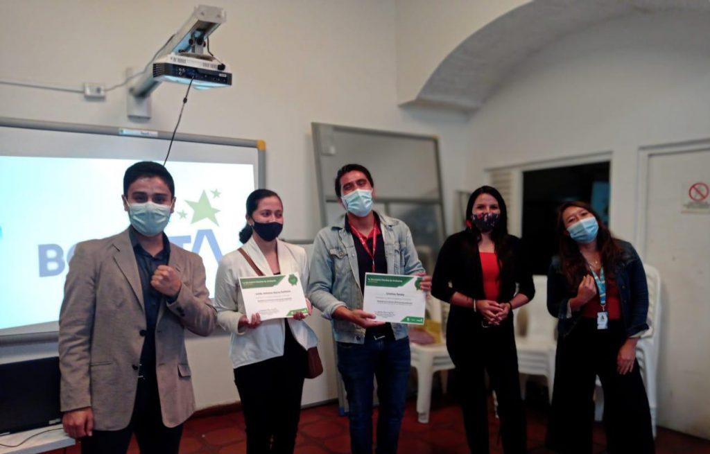 Con la participación de más de 10 entidades distritales se llevó a cabo proceso de formación en humedales. Foto: Comunicaciones, Secretaría de Ambiente.